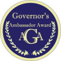 2014 Governor's Ambassador Award recipients