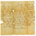 Ferdinand Robinson letter to uncle Reuben Robinson, 18 February 1850