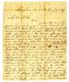 Robert Ware letter to Violet Ware, 22 July 1857