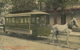 """Barbourville Street Car System, Barbourville, Ky."""