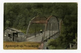 Big Sandy bridge, Prestonsburg, KY, circa 1915