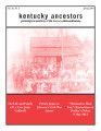 Kentucky Ancestors Vol 40 No 3