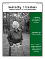 Kentucky Ancestors Vol 40 No 4